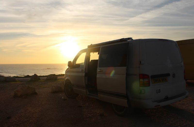 Horace my trusty VW T5 Camper Van