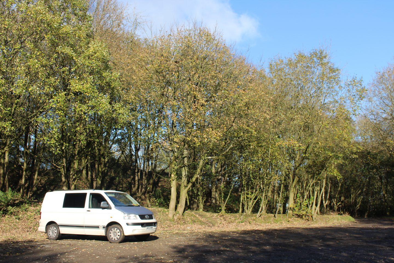 Bronte Village Car Park Camping