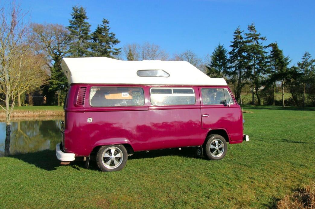 VW Palomino Camper Van Conversion