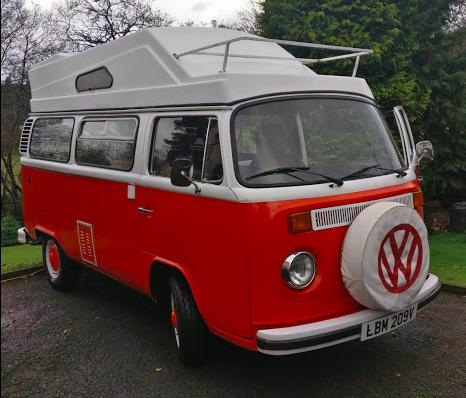 VW Palomino Camper Van