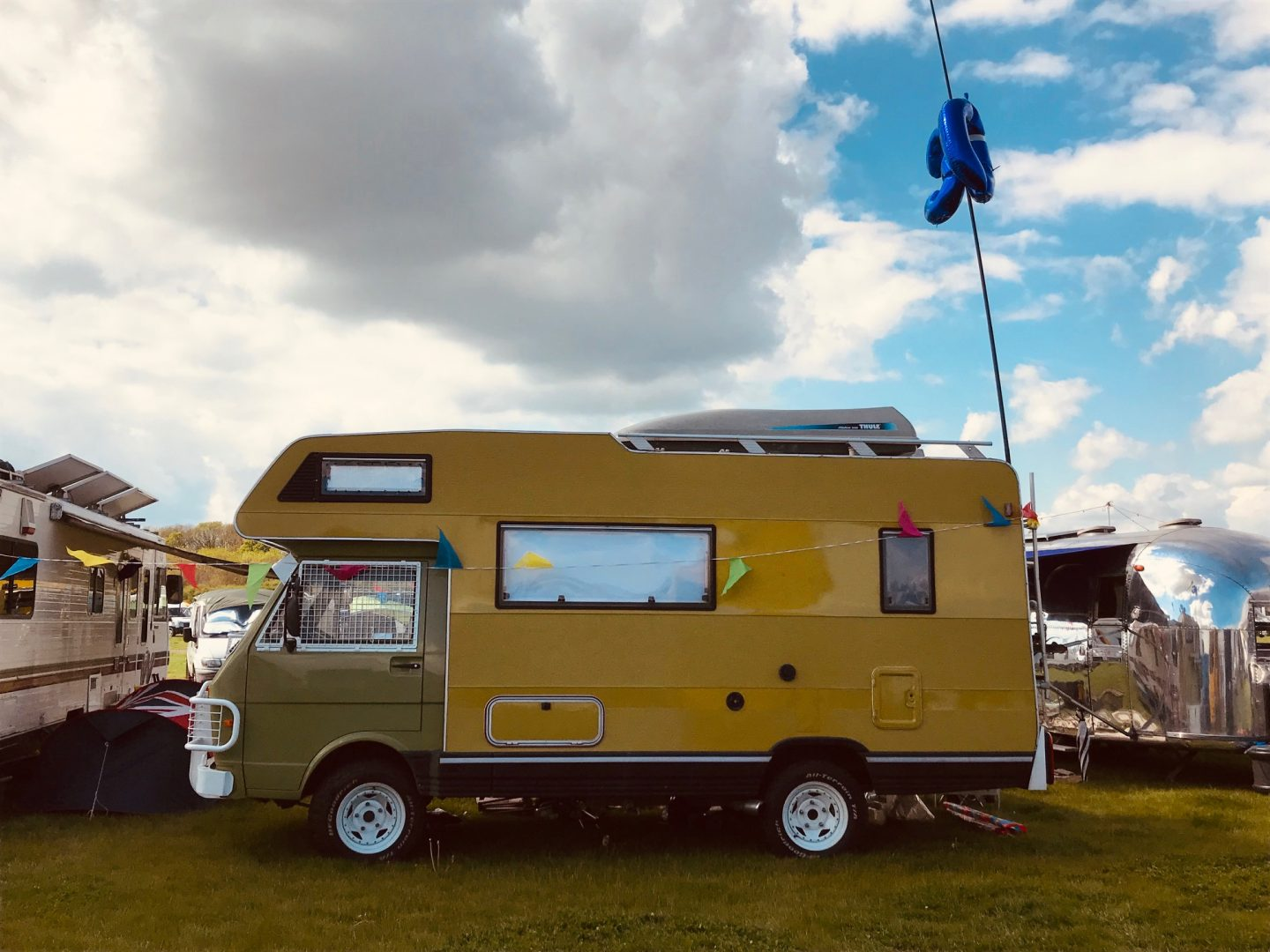 More quirky campers