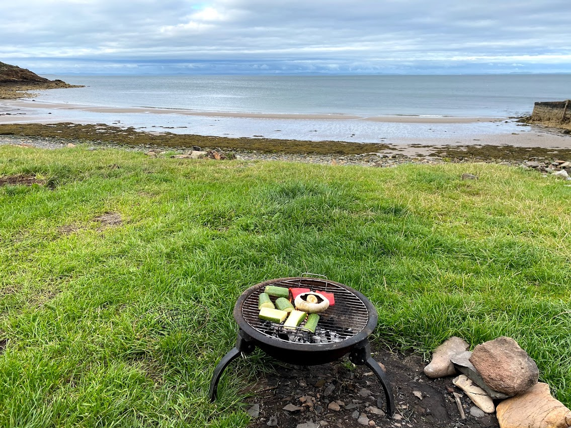 BBQ by the beach