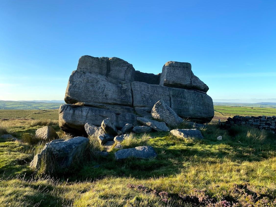 Hitching Stone