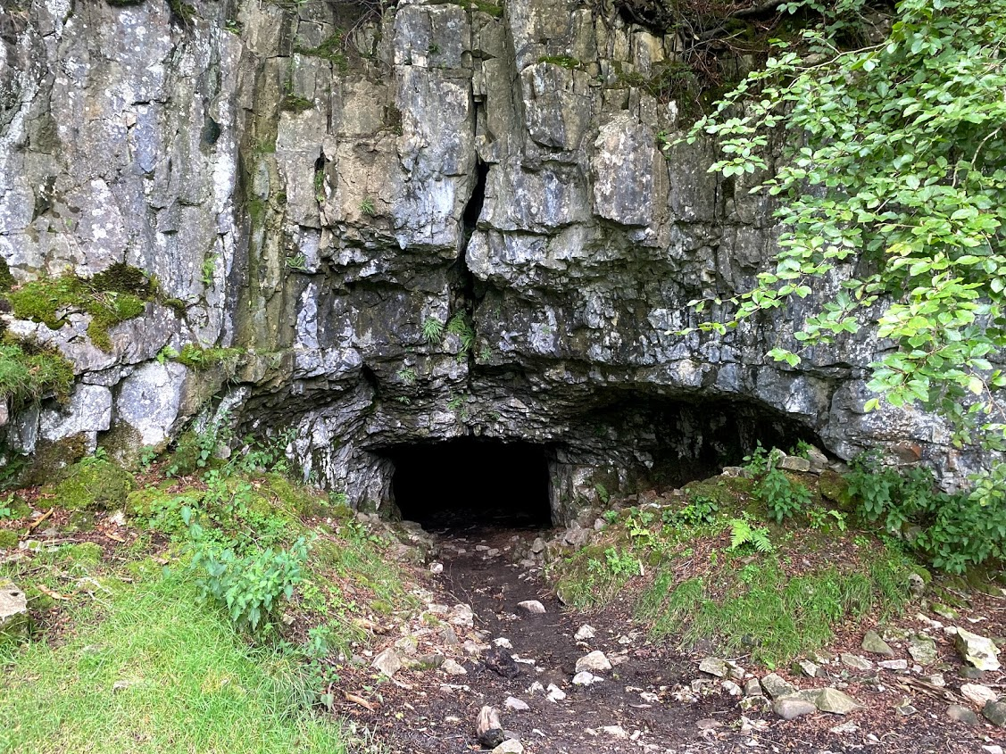 Yordas Cave Entrance