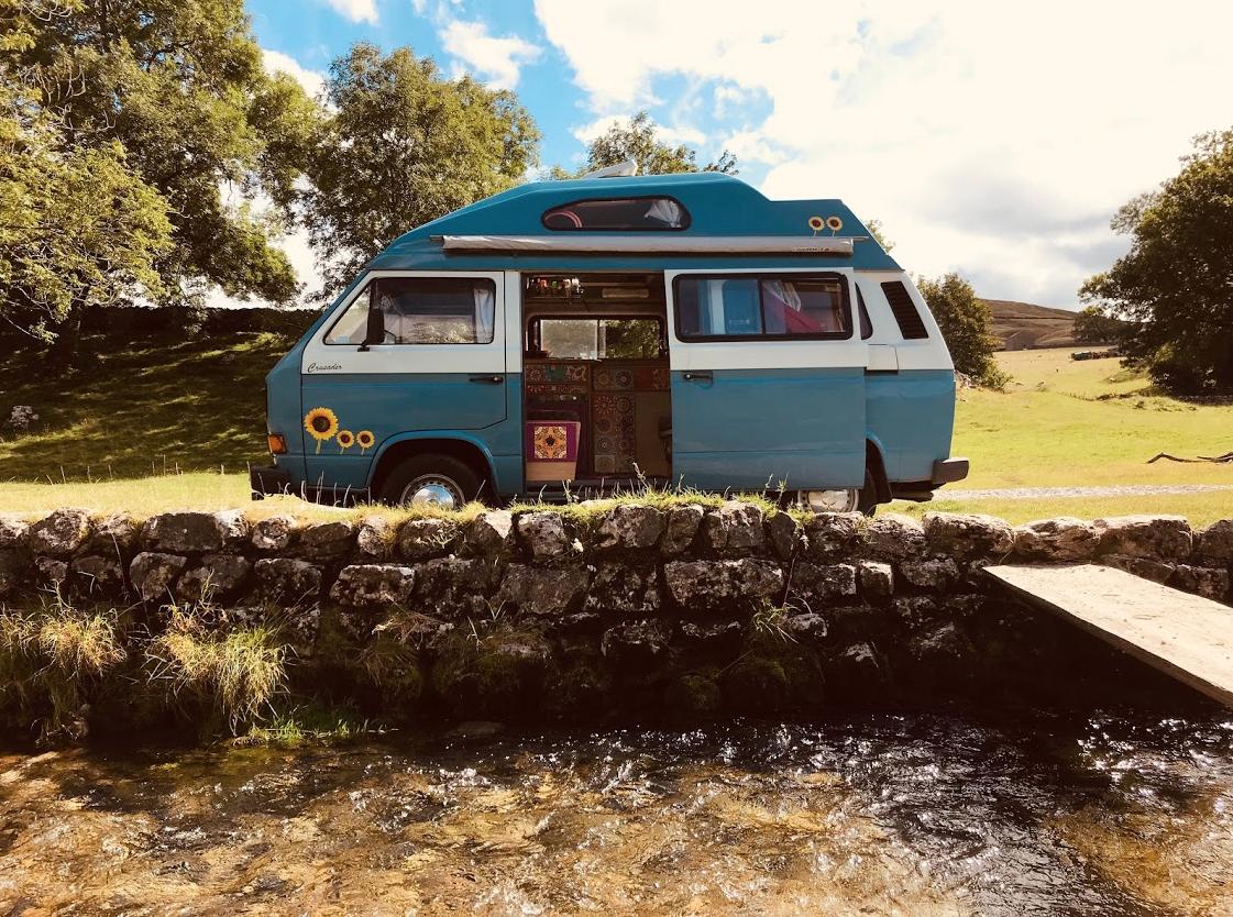 Camper Van Trip To Heaven On Earth According To Bill Bryson